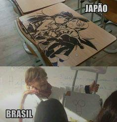 Artistas brasileiros são uma grande inspiração para o mundo