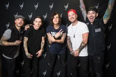 Sleeping With Sirens my idols