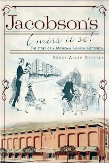 Childhood places: The Department Store Museum: Jacobson Stores, Inc., Jackson, Michigan