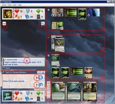 Magarena for Mac OS 1.69 Magarena is an open-source, single-player fantasy card game played against a computer opponent. The rules for Magarena are based on (but not exactly the same as) Magic: The Gathering. Its main goals are an advanced AI, intuitive interface, engaging gameplay and program stability. #retrogaming #videogames
