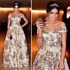 It Baphônica: Os looks do Baile da Vogue - gown