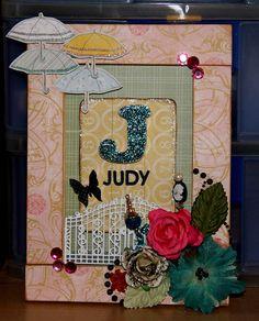 judy frame by teoelain, via Flickr