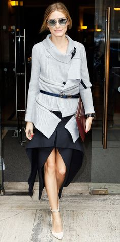 Olivia Palermo's Fashion Week Looks - September 13, 2014 from #InStyle