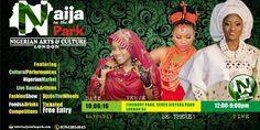 Nigerians In Diaspora: Naija in the Park - June 18, 2016 @ London, United...