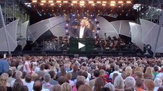 . ♫ David Garrett  ♫ . . ♫ Rock Symphonies Open Air Live  ♫ . . ♫ 06 - Jota Navarra (Pablo de Sarasate)  ♫ .  ■ Conductor - Franck Van Der Heijden ■ ■ Bass…