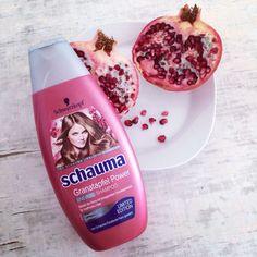 Das Schauma Granatapfel Power Energie-Shampoo - für normales und kraftloses Haar - belebt diesen Sommer deine Sinne mit dem anregenden Duft von Granatapfel! #FruchtigerFrischeduft #Granatapfel #Shampoo #Schauma