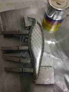 How To Make Fishing Lures: Making Crankbaits - Super Shad Rap Copy
