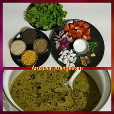 Hotel style Coriander chutney | Quick and Easy chutney for Idly, Dosa & Variety Rice  https://arusuvaiarangetram.wordpress.com/2017/11/06/coriander-chutneysuits-for-idly-dosa-variety-rice/  Subscribe to Arusuvai Arangetram for traditional South Indian recipes