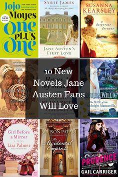 Books for Jane Austen fans