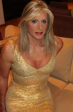 Gold dress - 01.05.2013 A by Gina Stone, via Flickr