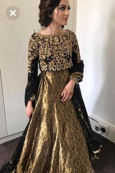 Shadi Dresses, Pakistani Formal Dresses, Pakistani Dress Design, Indian Dresses, Pakistani Clothing, Pakistani Fashion Party Wear, Pakistani Wedding Outfits, Bridal Outfits, Wedding Hijab