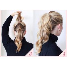 Fuller Hair #hacks,  #girly