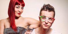 """iWolf ospiti di Radio Web Italia raccontano il nuovo singolo e video """"Rock'n'Roll Robot"""""""