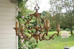Stock grenier – Lustres | Cottage et Patine Lustre Antique, Chandelier, Cottage, Ceiling Lights, Lighting, Home Decor, Transitional Chandeliers, Rustic, Candelabra