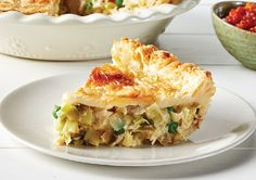 Free mike's famous chicken pie recipe. Try this free, quick and easy mike's famous chicken pie recipe from countdown.co.nz. Curry Recipes, Pie Recipes, Cooking Recipes, Lamb Burger Recipes, How To Thicken Sauce, How To Peel Tomatoes, Lamb Burgers, Tomato Relish, Frozen Peas
