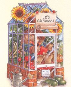 Country Companions: Ed's Greenhouse
