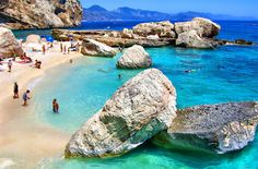 Praia - Sardenha