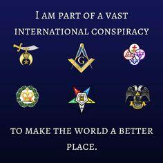 Vast International Conspiracy