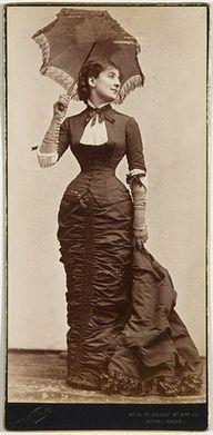 victorian actresses   ... beauty - Alice Regnault, Paris ca. 1880. #Victorian #woman #1800s