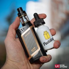 #HandCheck SMOK ALIEN KITTHE MILKMAN PUDDING SMOK ALIEN KIT The Smok Alien Vape Kit is a combination of the Alien 220 box mod and the TFV8 baby beast tank. Its VW mode ranges from 6-200w and TC modes ranges from 200-600F (100-300C). It also comes with manual resistance adjustments puff counter and upgradeable firmware. The TFV8 baby beast tank features a dual adjustable airflow top filling system 3ml juice capacity and a 510 threading connection. PUDDING BY THE MILKMAN E-LIQUID Just when you…