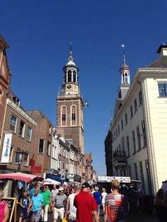 Oudestraat #Kampen