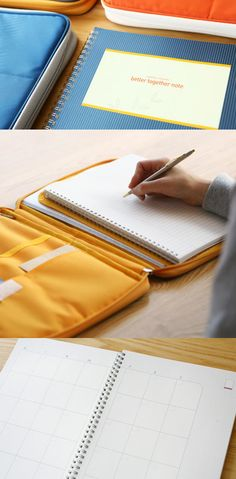 In life, there are small but good habits to take your daily routines to a livelier level! Get started on great habits like taking notes & managing your time. And guess what? The Better Together Notebook is a GREAT way to do just that! There's 114 pages you can fill with innovative notes, genius ideas or use as a personal journal! An extra special feature is 14 pages of monthly plan! Share this good habit with a loved one, and gift this simple & special notebook too! Be better together! ^_~