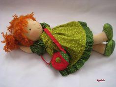 Waldorf doll by bigidolls