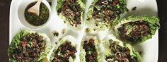 Asian Fried Minced Beef Cups 132