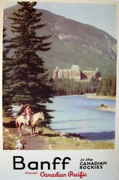 Canadian Pacific - Banff