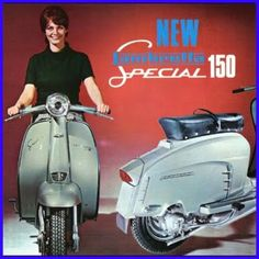 The SX 150 Special produced between 1963 and 1966