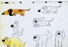 Living Lines Library: Vuk - Character Design Little Fox, Animation Reference, Visual Development, Storyboard, Animal Drawings, Pet Dogs, Character Design, Comics, Draw Animals