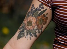 celtic tattoos for women and meanings Birth Flower Tattoos, Flower Tattoo Arm, Baby Tattoos, Celtic Tattoo For Women, Celtic Tattoos, Tattoos For Women, Dainty Tattoos, Pretty Tattoos, Beautiful Tattoos