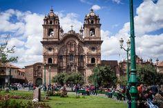 Travel Notes: Cusco, Peru || Plaza de Armas, Cusco, Peru