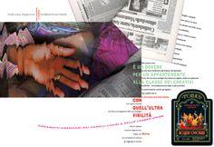 TrashZappingPixel Antonio Barrese – 2006  Narrativa visuale. Differenti tecniche di stampa. 36 pagine, Viappiani Editore, Milano. Dimensioni: 48 x 36 cm