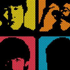 Resultado de imagen para beatles cross stitch patterns