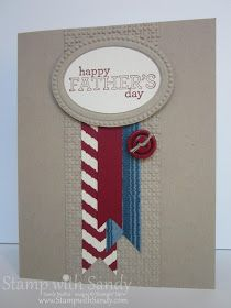 Happy Father's Day by stampwithsandy - Cards and Paper Crafts at Splitcoaststampers Boy Cards, Cute Cards, Men's Cards, Fathers Day Cards, Happy Fathers Day, Making Greeting Cards, Scrapbook Cards, Scrapbooking, Card Sketches