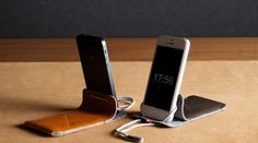Hard Graft's ingenious new iPhone case doubles up as a beautiful stand - FAN THE FIRE