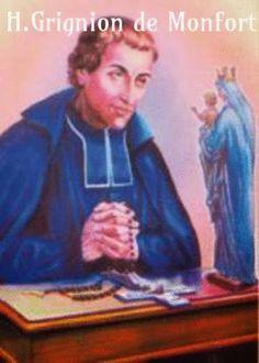 JEZUS en MARIA Groep.: H.GRIGNION DE MONFORT & LA SALETTE