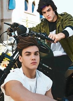 From the Seventeen Magazine in Mexico