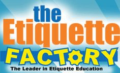 Children's Program 2016 - Dina Patterson of the Etiquette Factory will speak to the Leader's Fellowship at the Expo on Thursday.