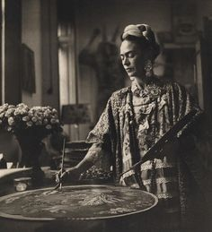 Berenico Kolko, Ten Photographs of Frida Kahlo