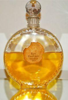 *Vintage Lalique 1947 for Eau de Coeur Joie Nina Ricci perfume