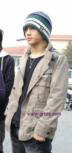 Kim Hyun Joong | pretty certain this picture was taken when he was in SS501