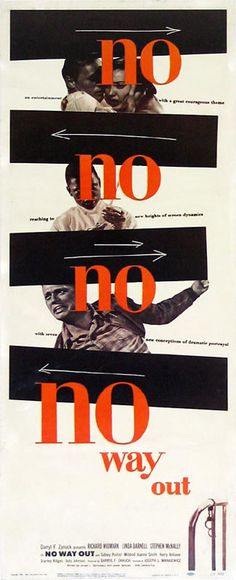 No Way Out (1950)
