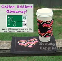 Coffee Addicts Giveaway