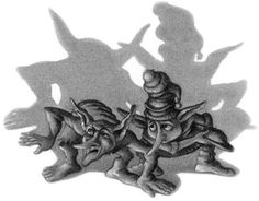 """Dobby vs. Kreacher - HPB, """"Elf Tails"""""""