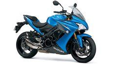 Suzuki gsx s 1000 f km zero blu a euro 11100f.c.