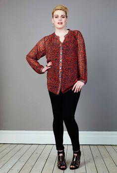 Anna Scholz - Georgette Shirt