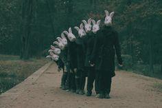 "© Alena Beljakova, ""Bunnyland""."