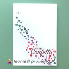 Hier is mijn inspiratiekaart met de kleurencombinatie van december 2020: Poppy Parade, Merry Merlot, Gorgeous Grape, Misty Moonlight en Just Jade. Ik gebruikte voor deze kaart de Pattern Play stempelset en heel veel Woven Threads pailletten. De tutorial hiervan staat op Prulleke Creaties #prulleke #prullekekleurencombinatie #stampinupnederland #patternplaystampset #stampinupdemonstratrice #kleurencombinatie #onelayercard #echtepostiszoveelleuker #stampinupdemo #makeitsparkle… Confetti, Stampin Up, Play, Pattern, Home Decor, Decoration Home, Room Decor, Patterns, Stamping Up
